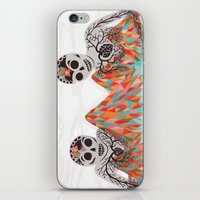 Spectres iPhone & iPod Skin