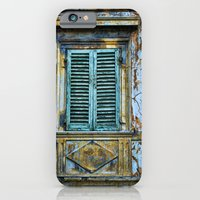 iPhone & iPod Case featuring Vintage Windows by Claude Gariepy