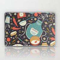 Carrot Cake Laptop & iPad Skin