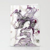 Briar Rose Stationery Cards