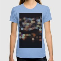 I have a dream... Womens Fitted Tee Athletic Blue SMALL