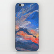 Cloudscape 2 iPhone & iPod Skin