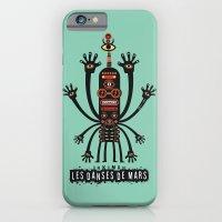 Les Danses De Mars (blue… iPhone 6 Slim Case