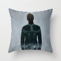 Prometheus Throw Pillow
