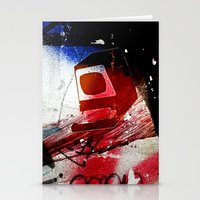 Monitor Stationery Cards