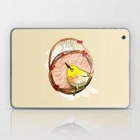 Spring Birdy / Nr. 1 Laptop & iPad Skin