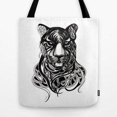 Tiger - Original Drawing  Tote Bag