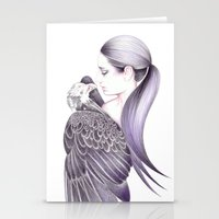 Eagle Fly Free Stationery Cards
