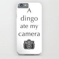 A Dingo Ate My Camera iPhone 6 Slim Case