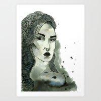 Jesse Pagz Art Print