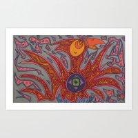 The Phoenix Art Print