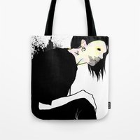 Dragon Tattoo II Tote Bag