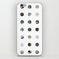 Graphic_Dots iPhone & iPod Skin