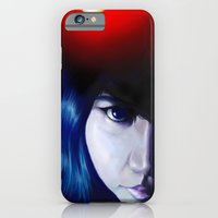 iPhone & iPod Case featuring Devil in Disguise by ellabanez