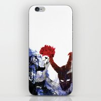 iPhone & iPod Skin featuring A dagger of the mind by Martin Whelan