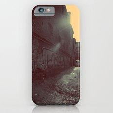 Unknown side iPhone 6 Slim Case