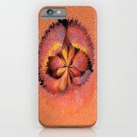Extruded Peach Globe iPhone 6 Slim Case