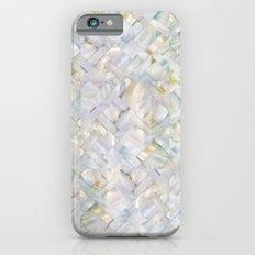 woven seashells iPhone 6 Slim Case
