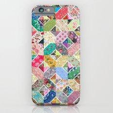 Betty's Diamond Quilt iPhone 6 Slim Case