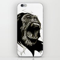 Primate iPhone & iPod Skin