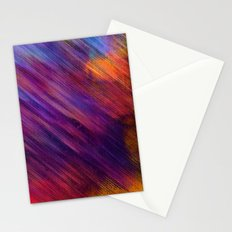 Interaction of Colors Digital Painting Stationery Cards