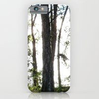 iPhone & iPod Case featuring The Other Side by Françoise Reina