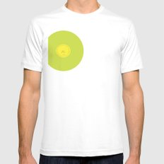 Ms Snort Mens Fitted Tee SMALL White
