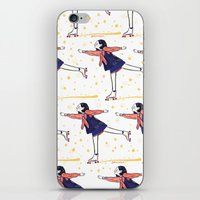 Peggy  iPhone & iPod Skin