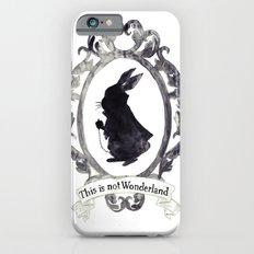 This Is Not Wonderland iPhone 6 Slim Case