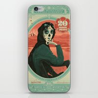 Señora Lavery iPhone & iPod Skin
