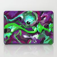 Wish green iPad Case