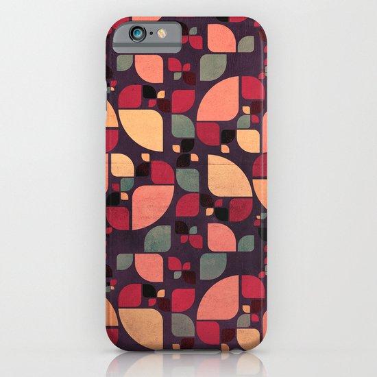 Vintage Butterflies Pattern iPhone & iPod Case