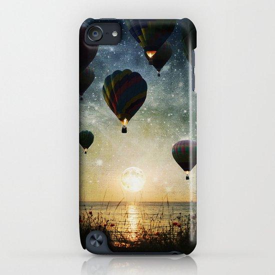 Lighting the night iPhone & iPod Case