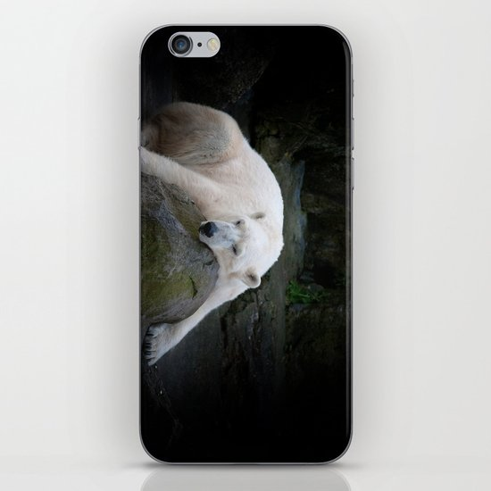 Resting  iPhone & iPod Skin