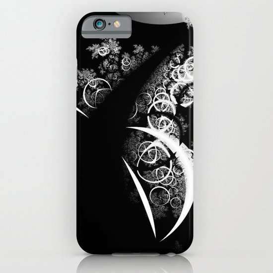 The Path Less Taken iPhone & iPod Case