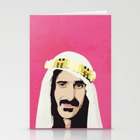 ZAPPA! Stationery Cards