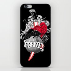 DeathStar iPhone & iPod Skin