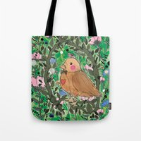 Nature is within Us Tote Bag