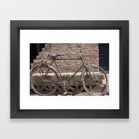 Kathmandu Hero Framed Art Print