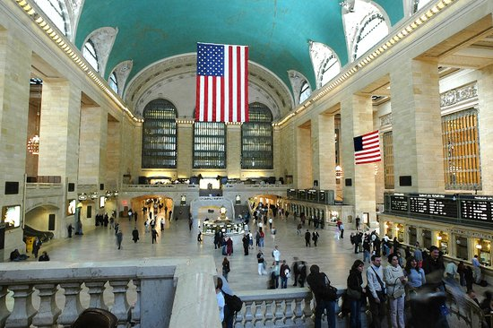 Grand Central Station New York  Art Print