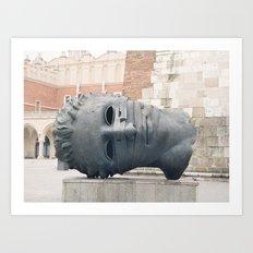 Eros Bendato, Krakow Art Print