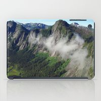 Misty Fjords iPad Case