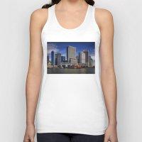 NYC Skyline  Unisex Tank Top