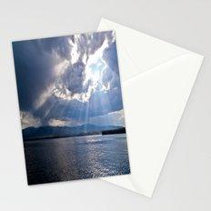 Sun Beams Stationery Cards