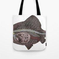 italian fish Tote Bag