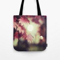 Autumn's Dream Tote Bag
