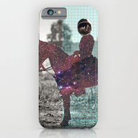 iPhone & iPod Case featuring Space Lord Collage by Marko Köppe