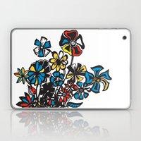 Bouquet - Skal Laptop & iPad Skin