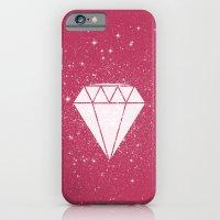 Space Diamond  iPhone 6 Slim Case
