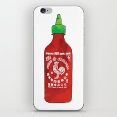 HOT SAUCE iPhone & iPod Skin